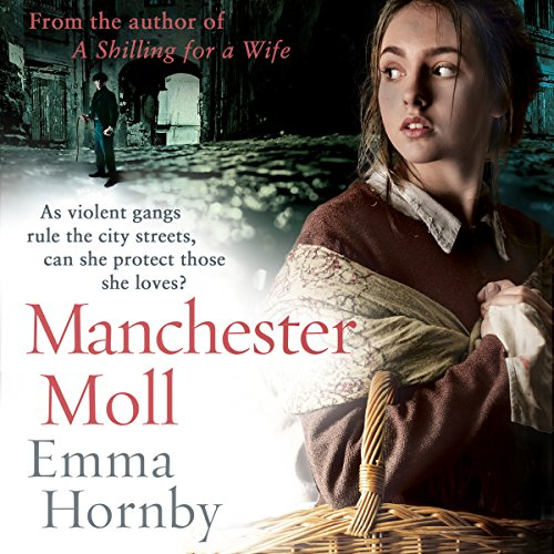 Manchester Moll audiobook cover art
