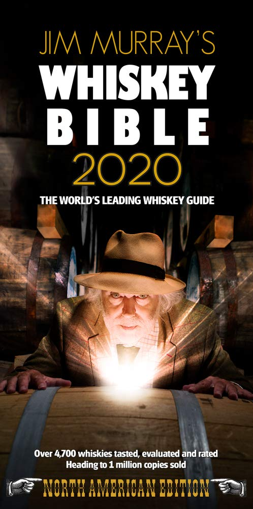 Image OfJim Murray's Whiskey Bible 2020: North American Edition