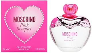 Pink Bouquet by Moschino for Women - 3.4 oz EDT Spray