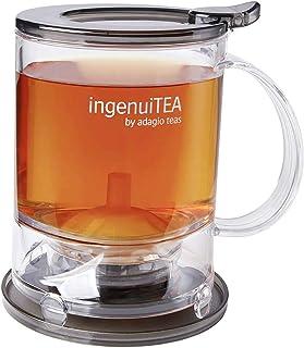 Adagio Teas 16 oz. ingenuiTEA Version 2 Bottom-Dispensing Teapot