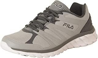 Fila Men's Memory-Cryptonic-3 Memory Foam Running Sneakers Shoes