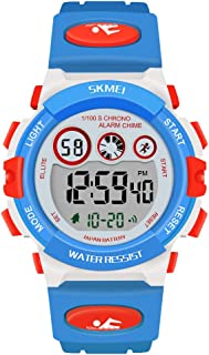 LET'S GO! Fashion Waterproof Kids Digital Watches - Best Gifts