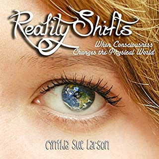 Reality Shifts audiobook cover art