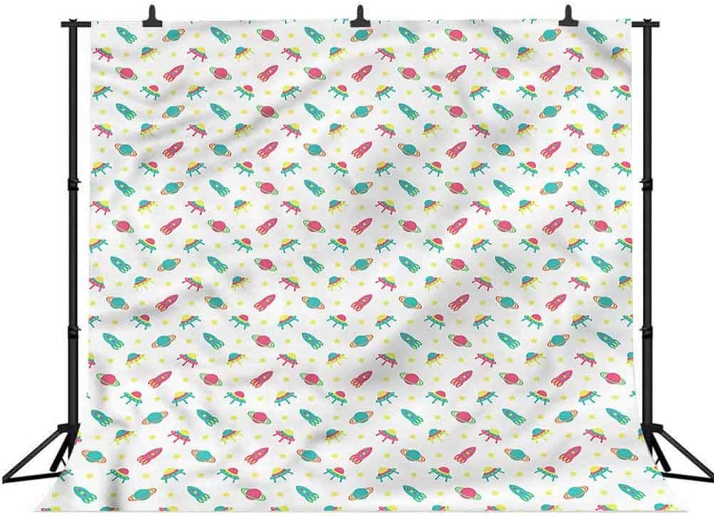 8x8FT Vinyl Photography Backdrop,Indie,Bohemian Tribal Dream On Photo Background for Photo Booth Studio Props