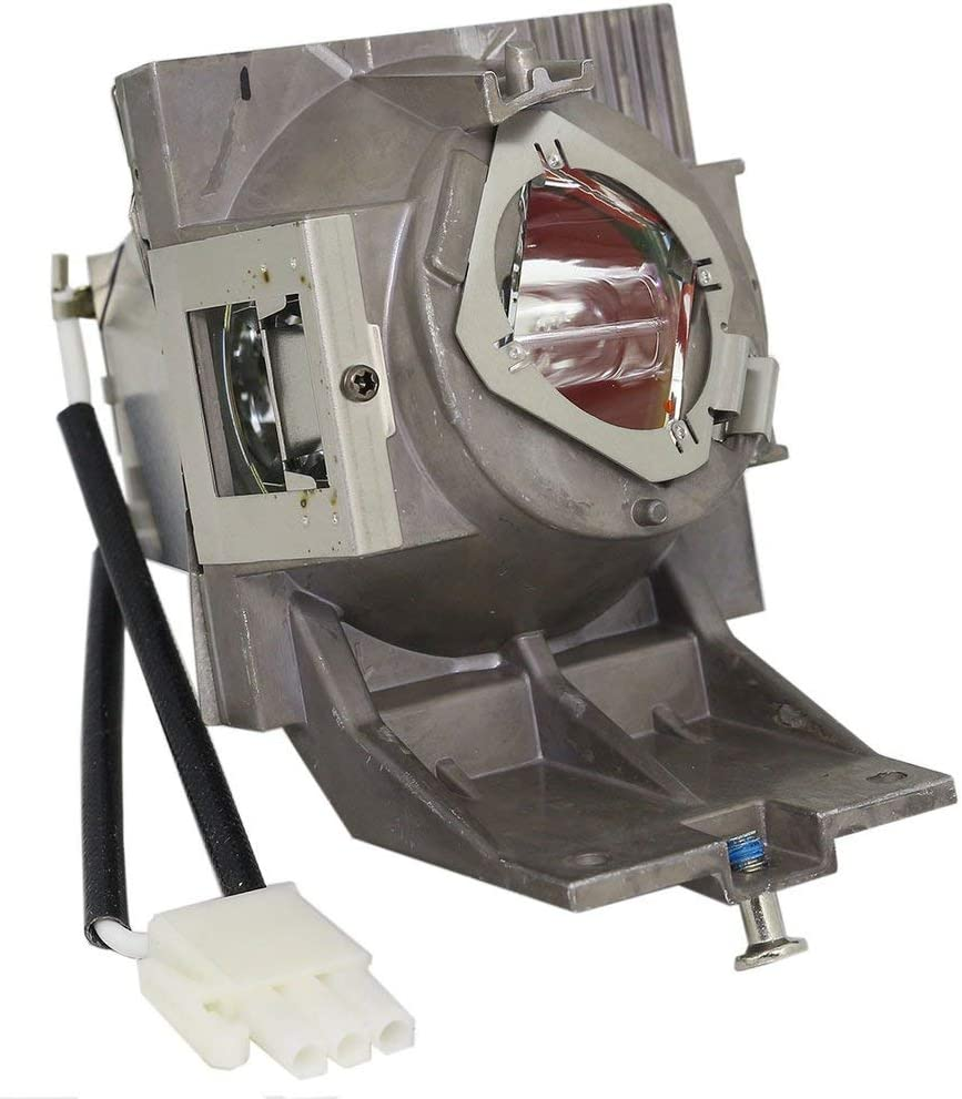 for Viewsonic PX747-4K Projector Lamp by Dekain (Original Philips Bulb Inside)