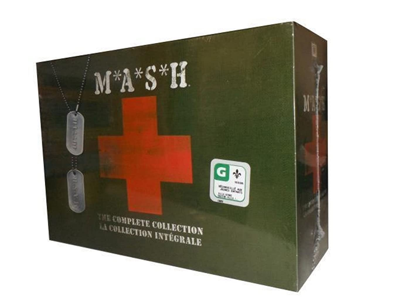 MASH : The Complete Series Collection Seasons 1-11 (DVD 33 Disc Box Set) Flash&Slash