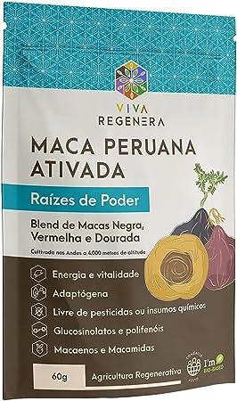maca peruana negra como tomar