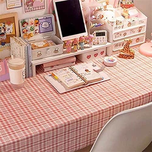 sans_marque Paño de mesa, mantel de fiesta, mantel de mesa, mantel de tela de mesa para interiores o exteriores, cumpleaños, boda Navidad60*90CM