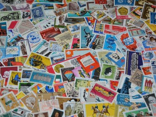 Goldhahn DDR Komplettausgaben gestempelt Briefmarken für Sammler