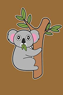 Koala: My Spirit Animal: Notebook for Koala lovers