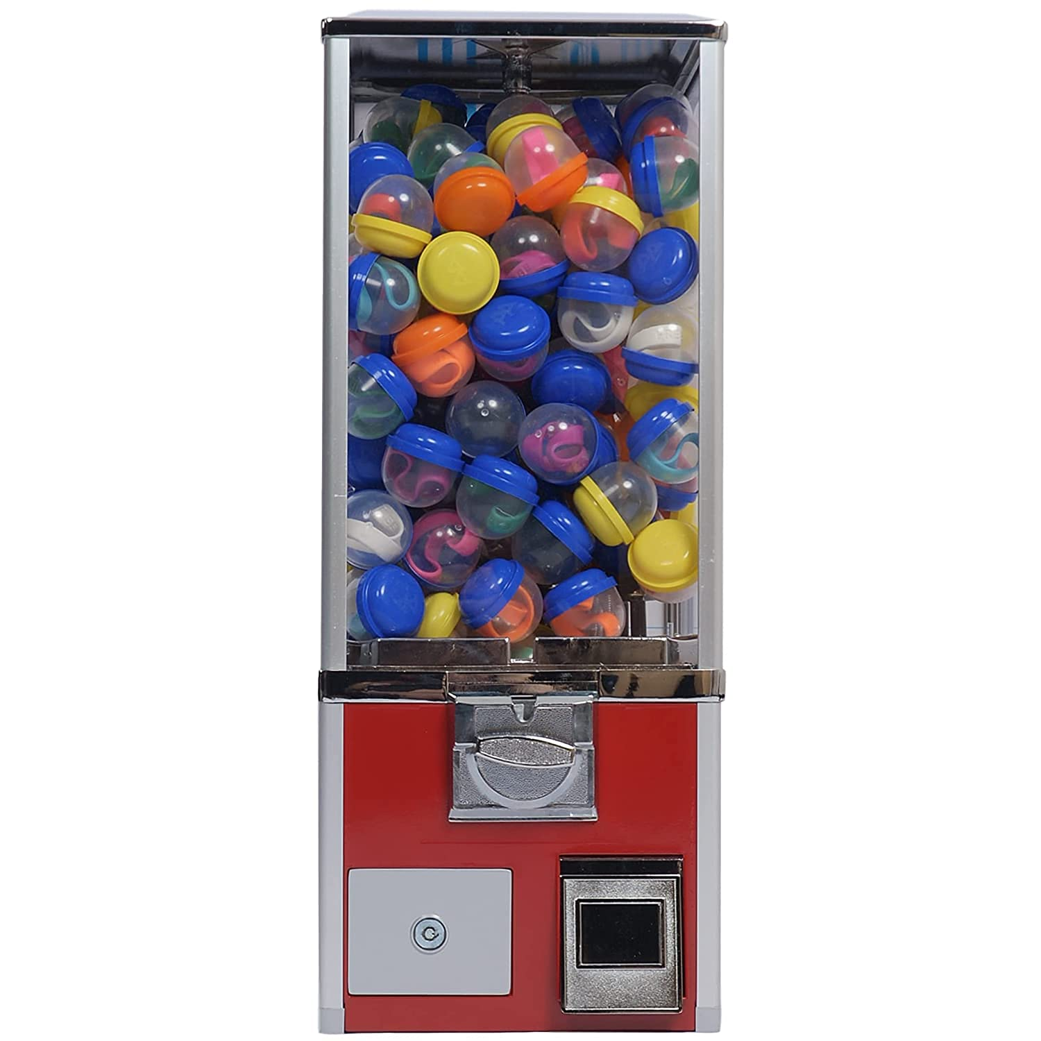 Vending Machine Detroit Mall - 2 Inch Toy Prize Capsule Red Product