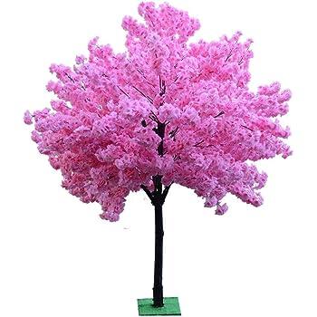 cr/ème 5ft Cerisier Artificiel Rose p/âle ou cr/ème 1.5m Red Hot Plants