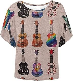 womens ukulele shirt
