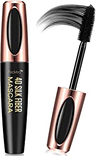 AsaVea Note Waterproof Long-Lasting, All Day Exquisitely Lush 4D Silk Fiber Lash Mascara for Luxuriously Longer, Thicker, ...