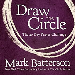 Draw the Circle audiobook cover art