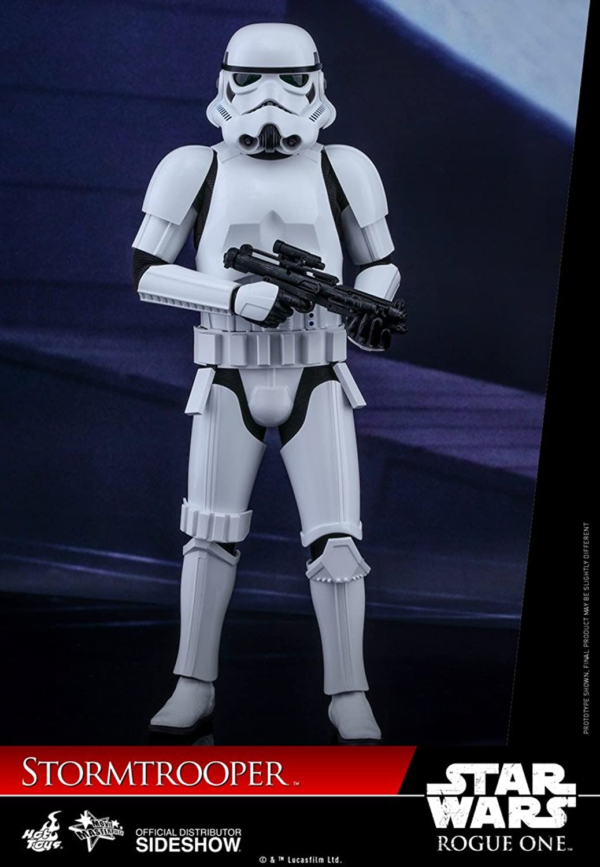 Star Wars Rogue One Movie Masterpiece Actionfigur 1 6 Stormtrooper 30 cm