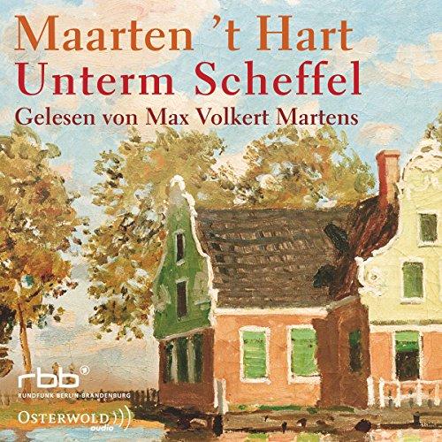 Unterm Scheffel audiobook cover art