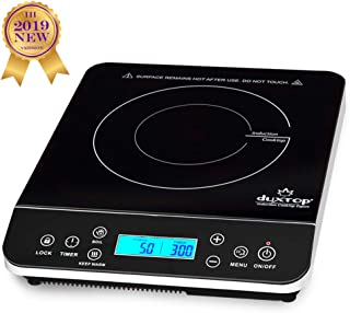 duxtop induction cooktop eo error