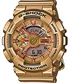 g shock s series gold
