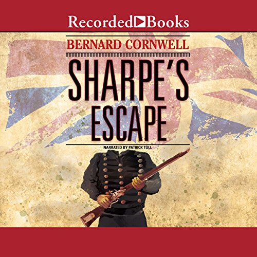 Sharpe's Escape  By  cover art
