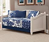 Fancy Collection 5pc Day Bed Quilted Coverlet Daybed Set New (186)
