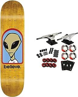Alien Workshop Skateboard Complete Believe (Assorted) 7.75