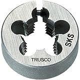 TRUSCO(トラスコ) 丸ダイス 25径 ユニファイねじ 3/8UNF24 (SKS) T25D-3/8UNF24