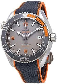 Omega - Seamaster Reloj automático para hombre con esfera gris 215.92.44.21.99.001