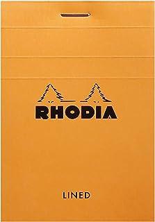 RHODIA(ロディア) ブロックロディア No.11 横罫 オレンジ × 10 セット cf11600