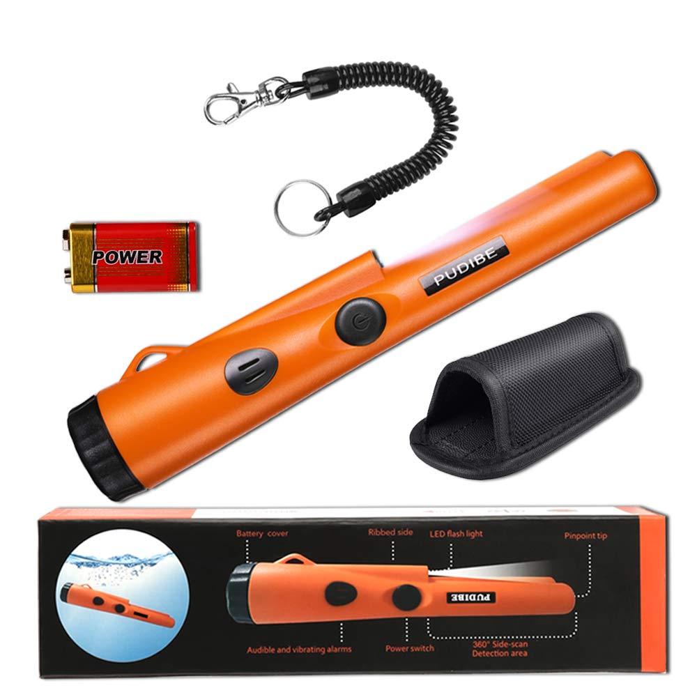 Metal Detector Waterproof Pinpointing Metal Detector with GP ...