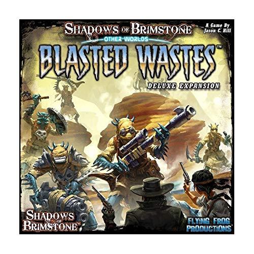 Unbekannt Shadows of Brimstone: Other Worlds Blasted Wastes - English