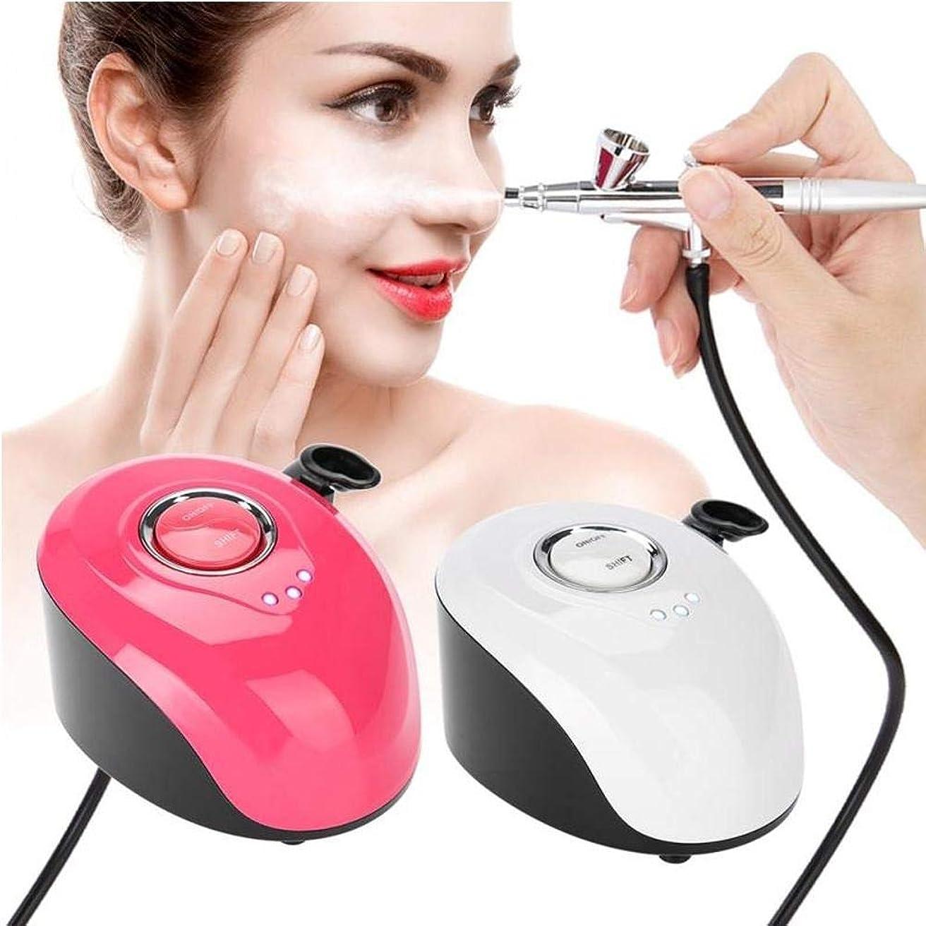舞い上がる慣れている支払い酸素水注射器インジェクター皮膚美容デバイス保湿ホワイトニングアンチエイジング肌の若返りとディープクレンジング高圧水酸素注入修復肌white
