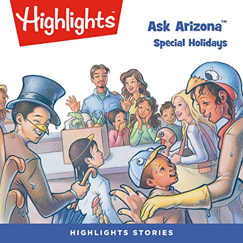 Ask Arizona: Special Holidays cover art