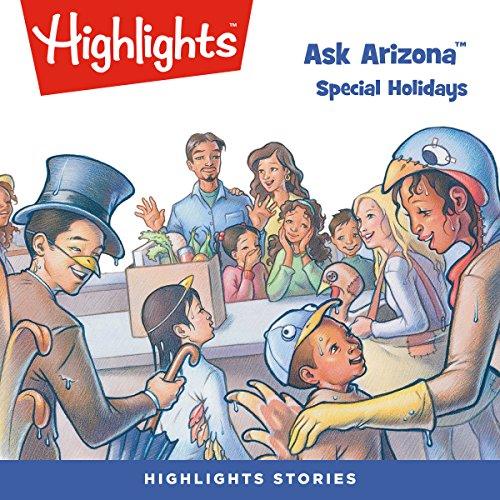 Ask Arizona: Special Holidays copertina