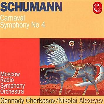 Schumann: Carnaval, Op. 9 & Symphony No. 4, Op. 120