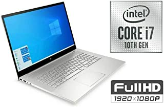 Ordenador portátil Envy 17-CE – Core i7-1065G7 – 32 GB DDR4-RAM – 2000 GB SSD + 2TB HDD – Windows 10 – 44 cm (17,3 pulgadas) pantalla Full HD