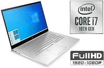 Ordenador portátil Envy 17-CE – Core i7-10510U – 16 GB DDR4-RAM – 500 GB SSD + 1 TB HDD – Windows 10 – 44 cm (17,3 pulgadas) pantalla Full HD 32GB RAM - 2000GB SSD + 2TB HDD