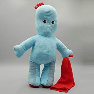 DIAOD Plush Toys Children TV Cartoon in The Night Garden Plush Toy Iggle piggle Soft Doll