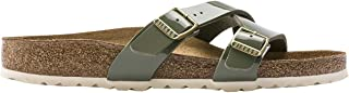 Birkenstock Unisex Yao Balance Birko-Flor Patent Sandals