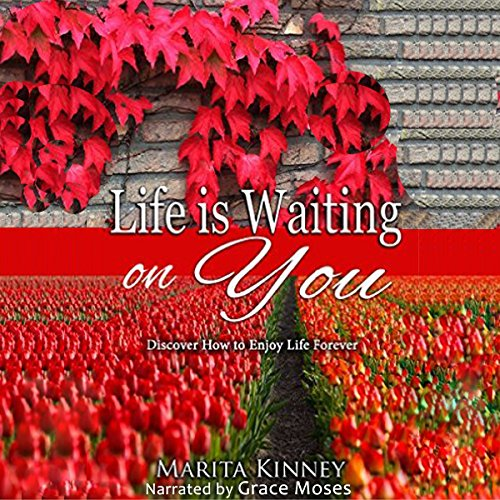 Life Is Waiting on You audiobook cover art
