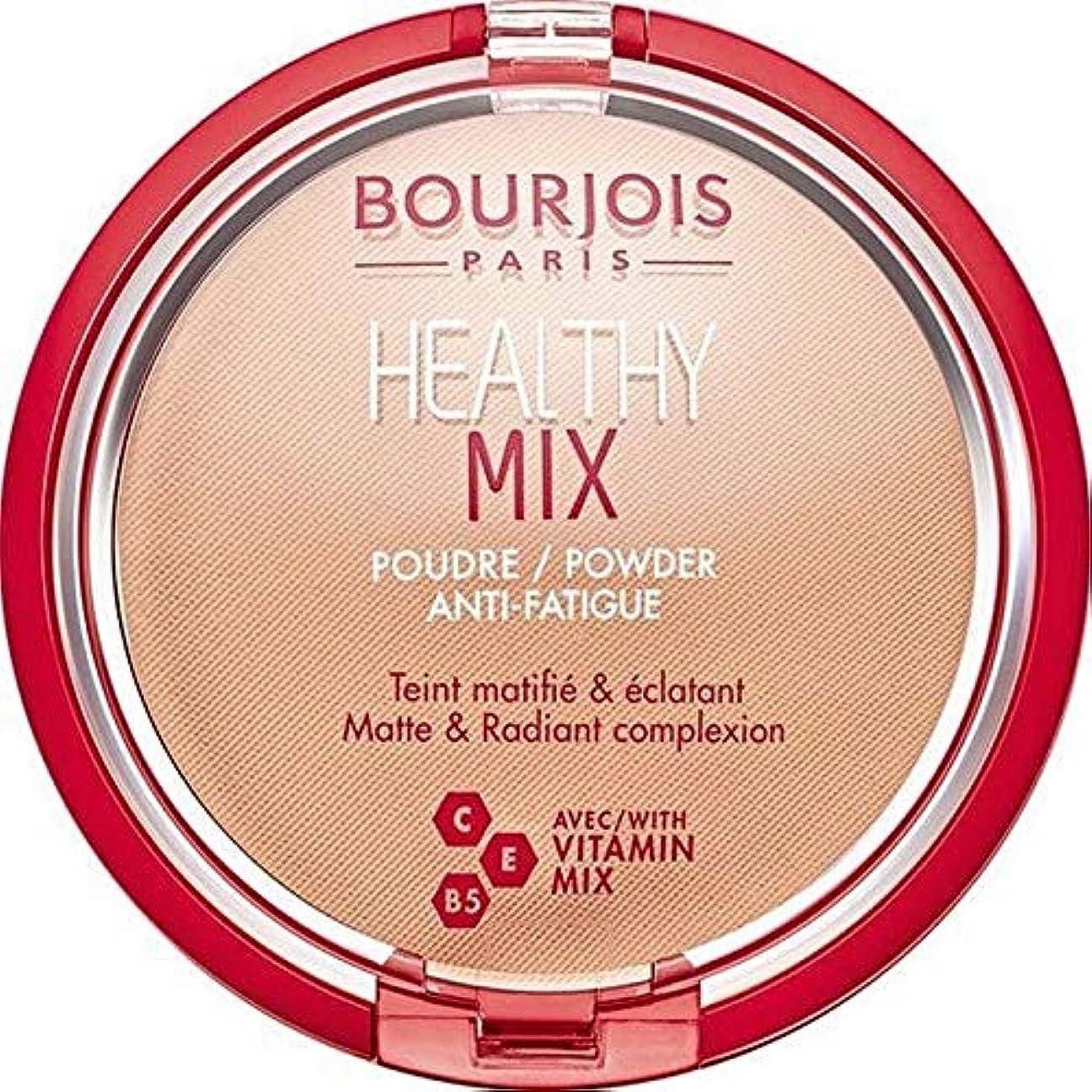 シリーズドライバ読書[Bourjois ] ブルジョワヘルシーミックスは粉末3を押します - Bourjois Healthy Mix Pressed Powder 3 [並行輸入品]