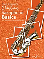 Christmas Saxophone Basics: A Fun Collection of Christmas Solos and Duets 0571541623 Book Cover