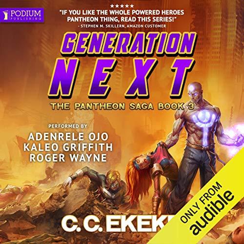 Page de couverture de Generation Next
