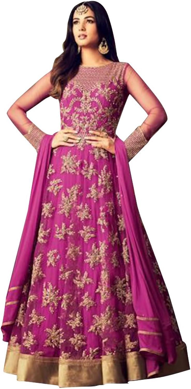 Festival Bollywood Collection Anarkali Salwar Suit Kaftan Ceremony Punjabi 342