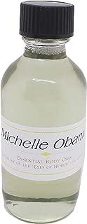 Michelle Obama for Women Perfume Body Oil [Regular Cap - Yellow Green - 2 oz.]