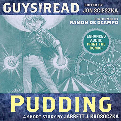 Guys Read: Pudding cover art