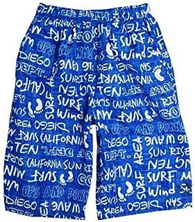 HANGTEN(ハンテン) サーフパンツ ジュニア 子供 男の子 水着 スイムパンツ 海水パンツ