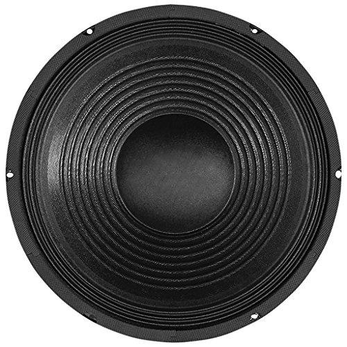 Soundlab 20,3cm 80W 8Ohm speaker telaio driver ideale per PA e disco speaker armadi