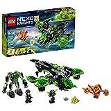 LEGO NEXO KNIGHTS Berserker Bomber 72003 Building Kit (369 Piece)