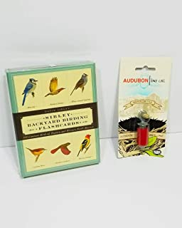 J&D's Everyday Needs Audubon Bird Call and Bird Identification Cards Bundle
